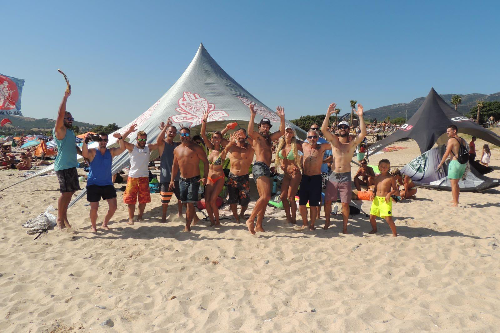 clases kitesurf grupos 20nudostarifa